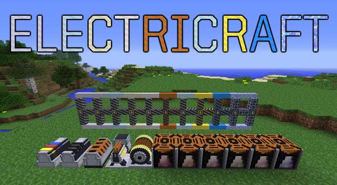 electricraft minecraft mod