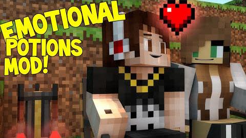 emotional potions minecraft mod