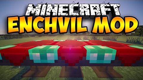 enchvil minecraft mod