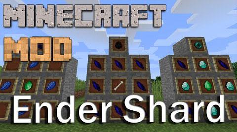ender shard minecraft mod