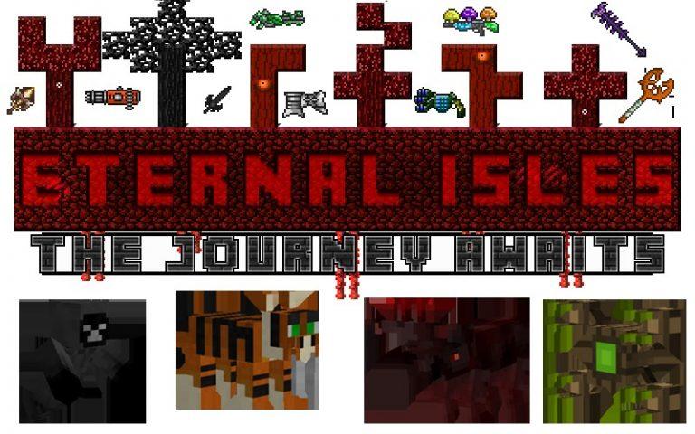 eternal isles minecraft mod