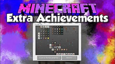 extra achievements minecraft mod