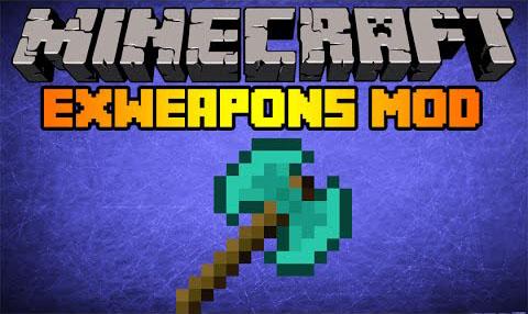 exweapons minecraft mod