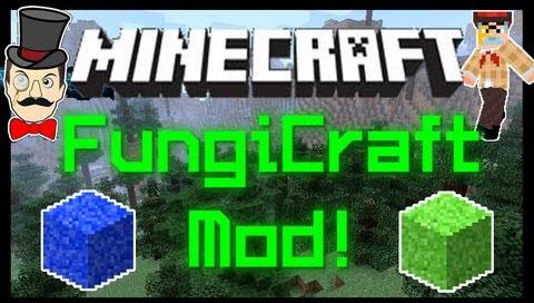 fungicraft minecraft mod