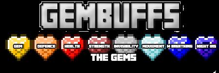 gem buffs minecraft mod