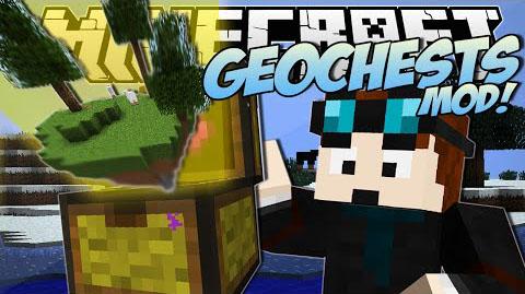 geochests minecraft mod
