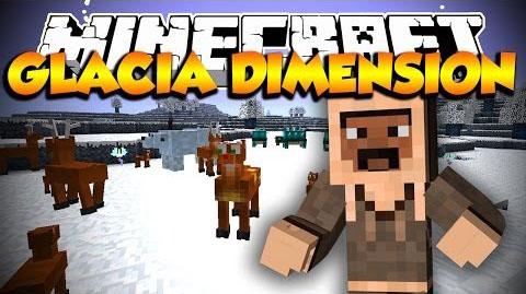 glacia dimension minecraft mod