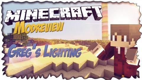 gregs lighting minecraft mod
