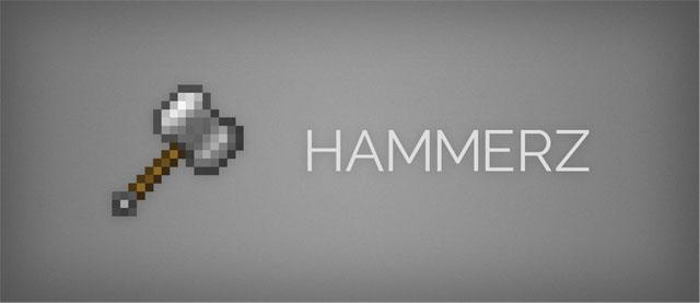 hammerz minecraft mod