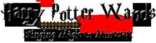 harry potter wands minecraft mod