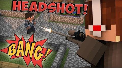 headshot minecraft mod