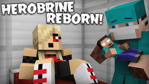 herobrine reborn minecraft mod