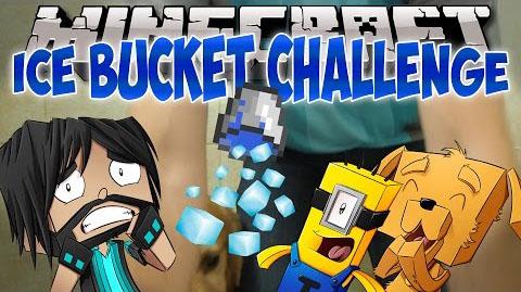ice bucket challenge minecraft mod