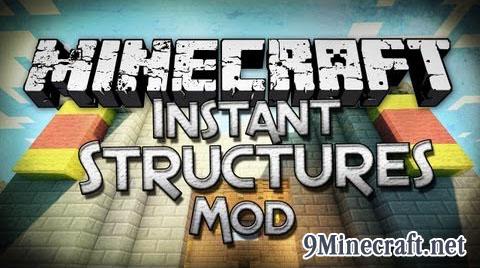 jasononces instant structures minecraft mod