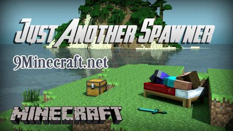 just another spawner minecraft mod