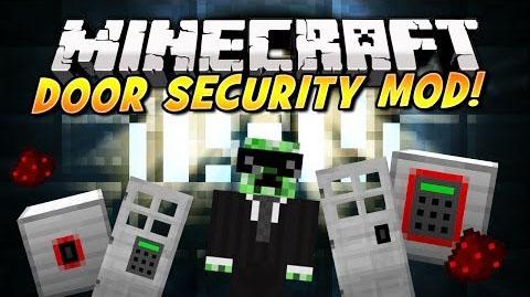 key and code lock minecraft mod