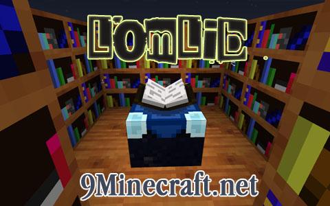 lomlib minecraft mod
