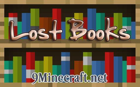 lost books minecraft mod