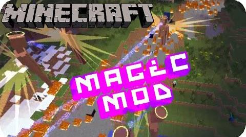 magic minecraft mod