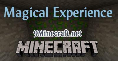 magical experience minecraft mod