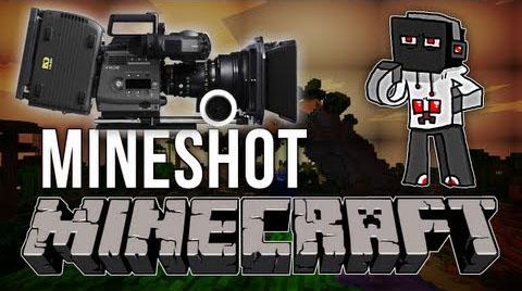 mineshot minecraft mod