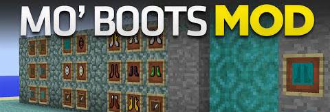 mo boots minecraft mod