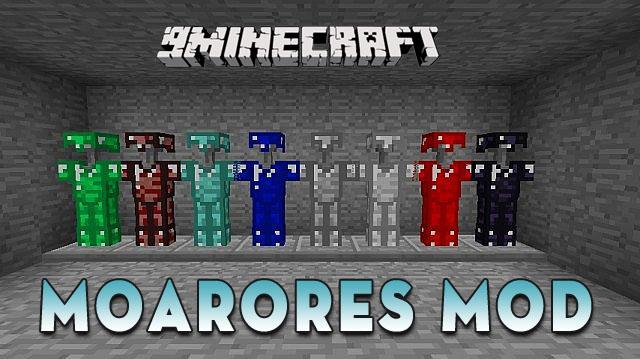 moarores minecraft mod