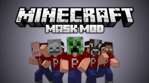 mob masks minecraft mod