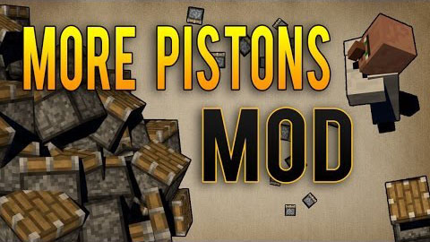 more pistons by jiraiyah minecraft mod