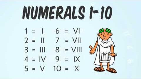 more roman numerals minecraft mod