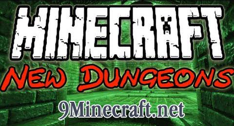 new dungeons minecraft mod