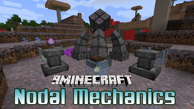 nodal mechanics minecraft mod