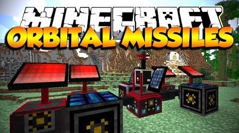 orbital bombardment minecraft mod