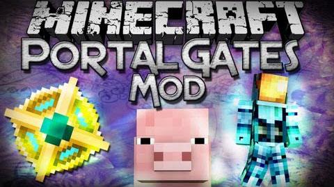 portal gates 2 minecraft mod