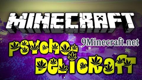 psychedelicraft minecraft mod