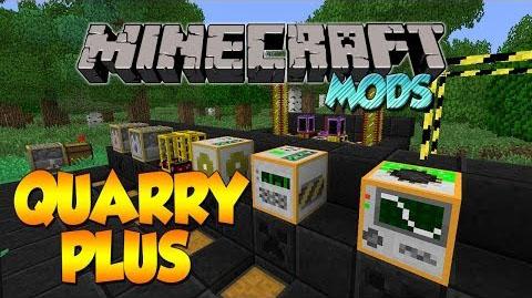 quarryplus minecraft mod