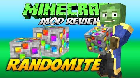 randomite minecraft mod