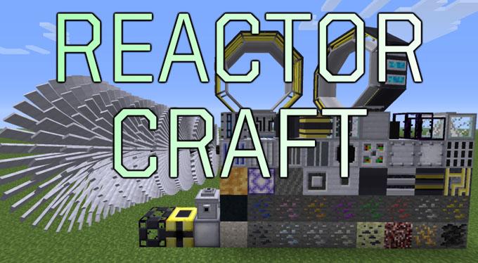 reactorcraft minecraft mod