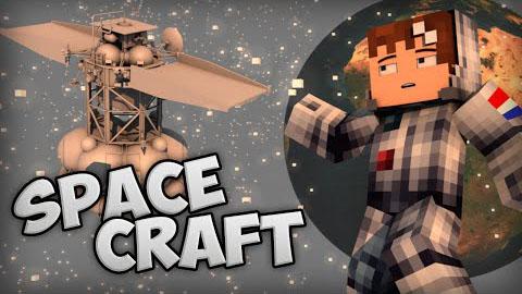 spacecraft minecraft mod