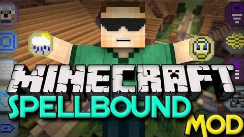 spellbound by drybones967 minecraft mod