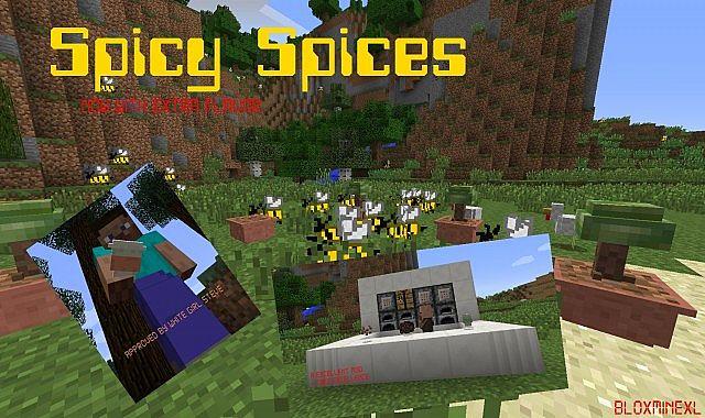 spicy spices minecraft mod