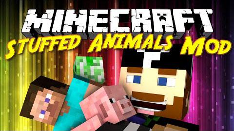 stuffed animals minecraft mod