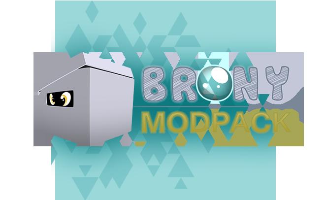the bronymodpack minecraft mod