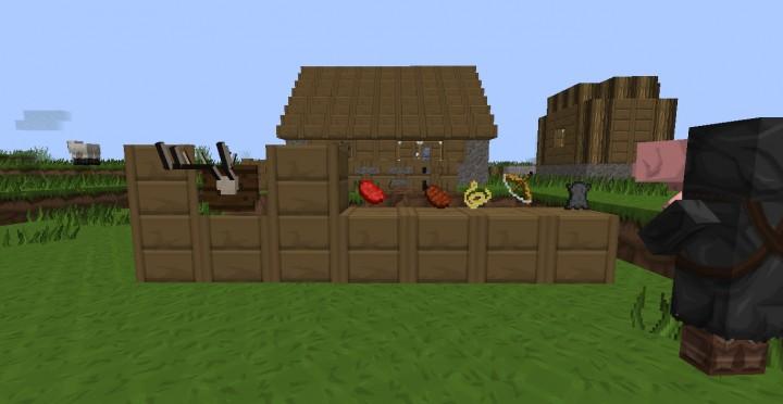 the deer minecraft mod