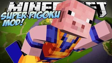 the great pigoku minecraft mod