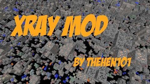 the simple xray minecraft mod