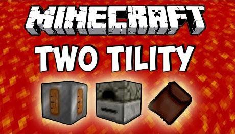 twotility minecraft mod
