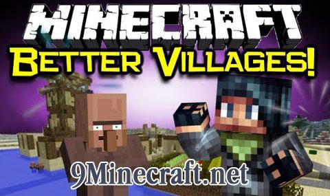 village up minecraft mod