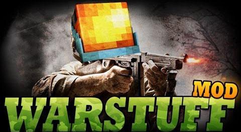 warstuff minecraft mod