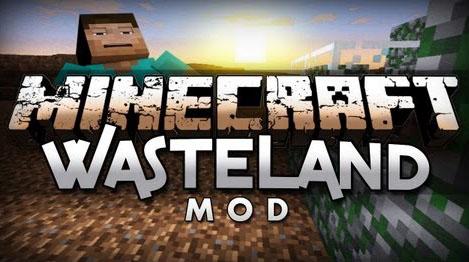 wasteland by gimoe minecraft mod